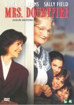 DVD cover van Mrs. Doubtfire