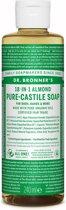 Dr. Bronner Liquid Soap Almond - 236 ml - Douchegel
