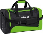 Erima Club 1900 2.0 Sporttas Medium - Green Gecko/Zwart