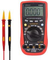 DIGITALE MULTIMETER - CAT III 600V / CAT IV 300V - 15A - 6000 COUNTS - TRUE RMS