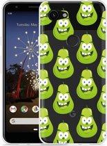 Google Pixel 3a Hoesje Happy Peer