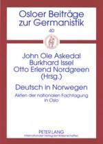 Deutsch in Norwegen