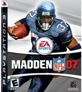 Madden NFL 07 (#) /PS3