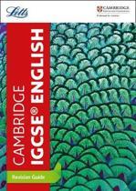 Cambridge IGCSE (TM) English Revision Guide (Letts Cambridge IGCSE (TM) Revision)