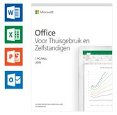 Microsoft Office Home & Business 2019 - Eenmalige aankoop - Nederlands