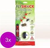 Bsi Vliegenmepper Fly Shock - Insectenbestrijding - 3 x