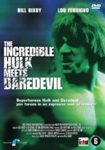 Incredible Hulk - Meets Daredevil