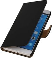 Huawei Honor 6 Plus Zwart   bookstyle / book case/ wallet case Hoes    WN™