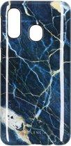 Selencia Design Hardcase Backcover Samsung Galaxy A40 hoesje - Rustic Water
