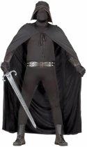 Dark Lord kostuum / outfit voor heren - verkleedkleding M (48-50)