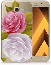 Samsung Galaxy A5 2017 Uniek TPU Hoesje Roses