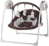 Baninni Baby Swing Baninni Reposo - Brown-Gray