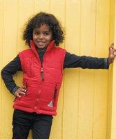 Sportieve kinder bodywarmer 11-12 jaar (152) Rood