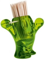 Koziol Picnix Tandenstokerhouder - Groen