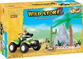 Cobi Wild Story Rattlesnake Nest - 22103