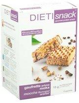 Dieti Snack Mokka Wafel - 5 stuks - Snack
