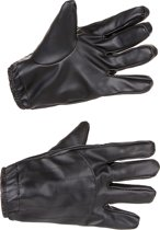 Star Wars VII™ handschoenen van Kylo Ren - Verkleedattribuut - One size