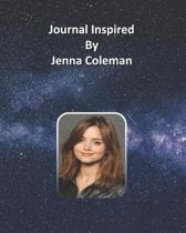Journal Inspired by Jenna Coleman