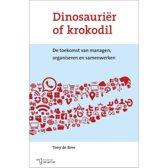 Dinosauriër of krokodil