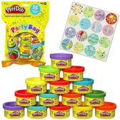 Play-doh partybag Klei