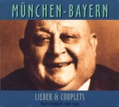 Rare Schellacks Munchen Lieder & Co