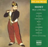 Manet - Music Of His Time