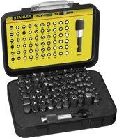 STANLEY  Expert Pro Bitset 61-delig - Inclusief koffer