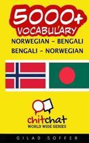 5000+ Norwegian - Bengali Bengali - Norwegian Vocabulary