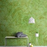 Livingwalls Fotobehang Walls by Patel botanica 2 - 400x270 cm (B x H)