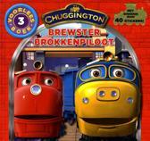 Chuggington voorlees boek 3 - Brewster brokkenpiloot (hardcover)