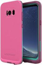 Lifeproof Fre hoesje voor Samsung Galaxy S8 Roze