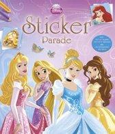 Disney Sticker Parade Princess (met herbruikbare stickers)