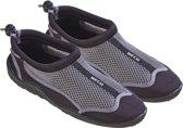 BECO waterschoenen - mesh - grijs/zwart - maat 43