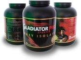 Gladiator Sports Nr.1 Whey Eiwitpoeder – Eiwitshake (2500 gram)