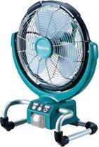 Makita DCF300Z ventilator Zwart, Blauw