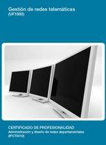 UF1880 - Gestion de redes telemáticas