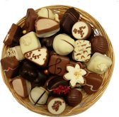 Belgische chocolade - bonbons - melk chocolade - witte chocolade - pure chocolade - 1 kg