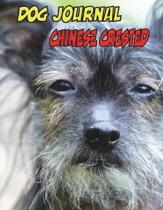 Dog Journal Chinese Crested