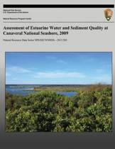 Assessment of Estuarine Water and Sediment Quality at Canaveral National Seashore, 2009