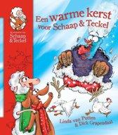 De avonturen van Schaap en Teckel 3 - Een warme kerst voor Schaap en Teckel