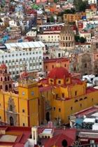 A View of Colorful Guanajuato Mexico Journal