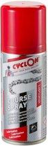 Cyclon Course spray met PTFE 100ml. 20017