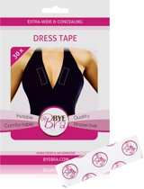 Bye Bra - Dress Tape Transparant 30x