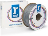 REAL Filament ABS zilver 1.75mm (1kg)