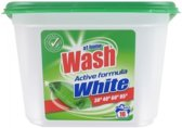 At Home Wascapsules – White Fabric