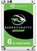 Seagate BarraCuda Pro - Interne harde schijf - 6 TB