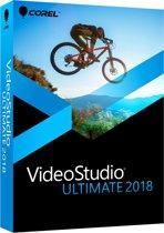 Corel VideoStudio 2018 Ultimate - Windows - Nederlands / Frans / Engels / Duits