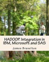 Hadoop. Integration in IBM, Microsoft and SAS