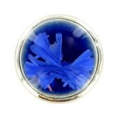 Bali Clicks Ahmed Button Kobalt Blue