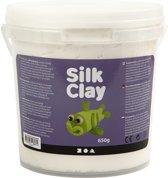 Silk Clay, wit, 650 gr